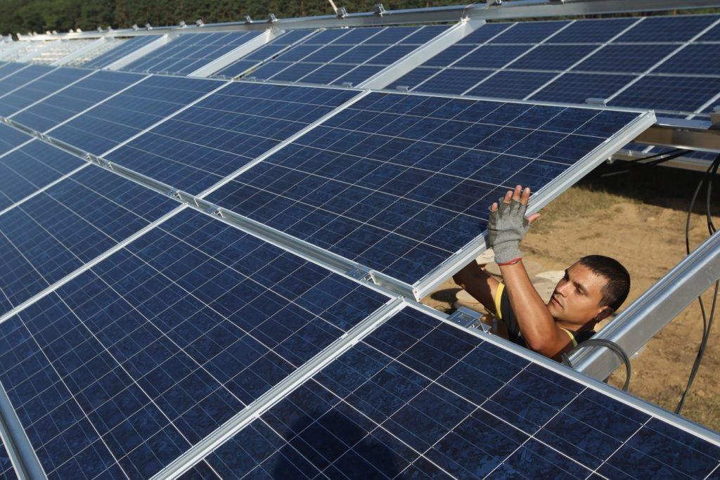 instalar panel solar