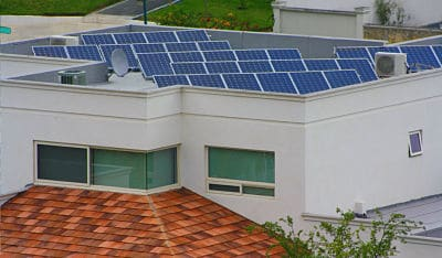 instalar un panel solar en México