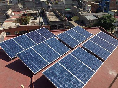 Paneles solares precio